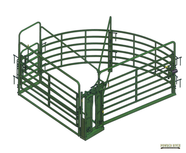 Cattle Flow calving pens are modular in design and can be connected end to  end, side by side or back to back allowing you to add pens quickly and  easily as ...