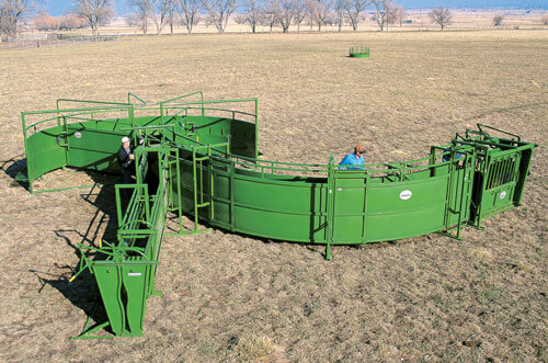 Cattleman S Tub And Alley Package Powderriver Com