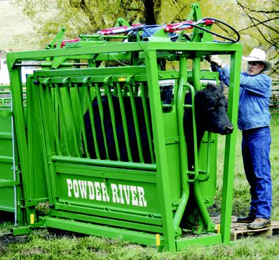 Rancher Hydraulic Chute Powderriver Com